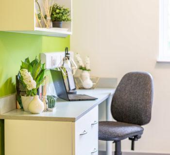 Standard En-suite Desk