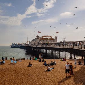 Brighton student living