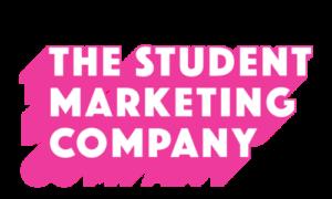 The student marketing company logo