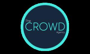 the crowd agency logo