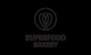 Superfood bakery logo