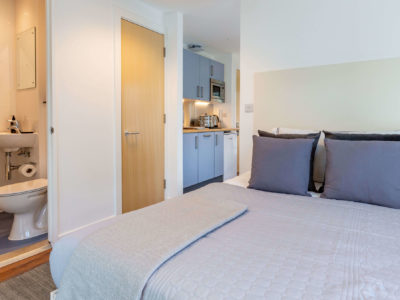 Read more about One bed apartment